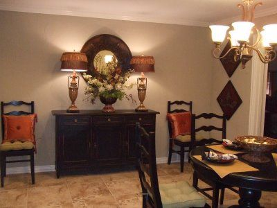 I Love This Dining Room Buffet