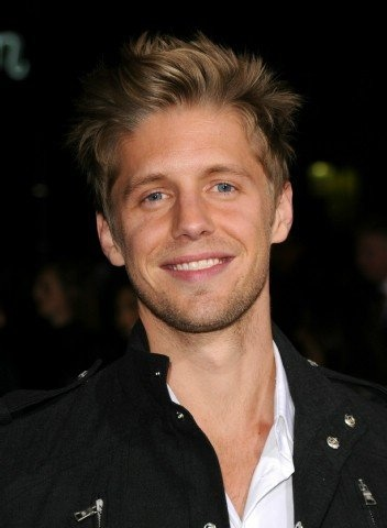 Matt Barr from hatfields and mccoys
