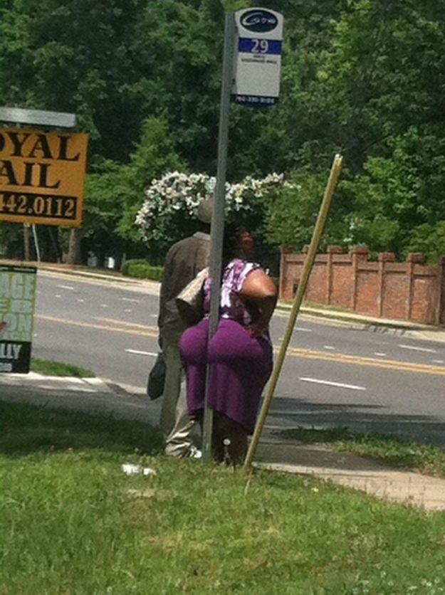 Butt-huggers. | 31 Heroes Of The DailyCommute
