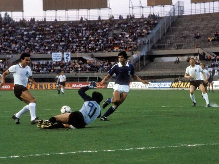 EM 1980: Spiel gegen Griechenland 0:0