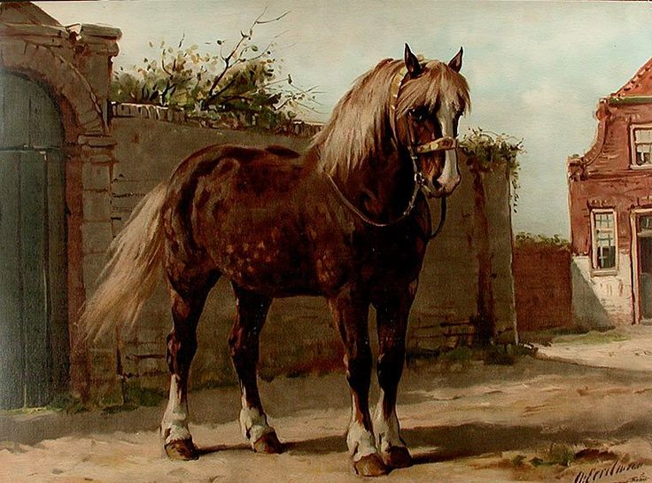 by Otto Eerelman (1839-1926)