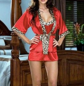 This is why wearing sexy sleepwear is essential for any woman. When a woman does so, she appears at her best at bed time which will make her man feel proud of.