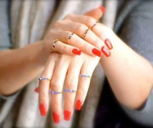 Mario Konstantini Χειροποίητο Κόσμημα |  #handmade #jewelry #pearls #nails #ring #daxtulidia