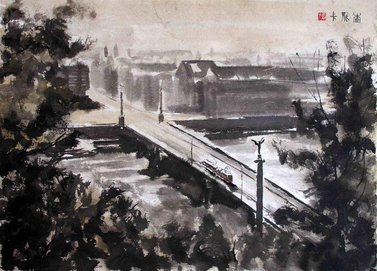 Caska - Cechuv most