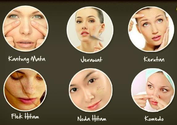 masalah kulit wajah