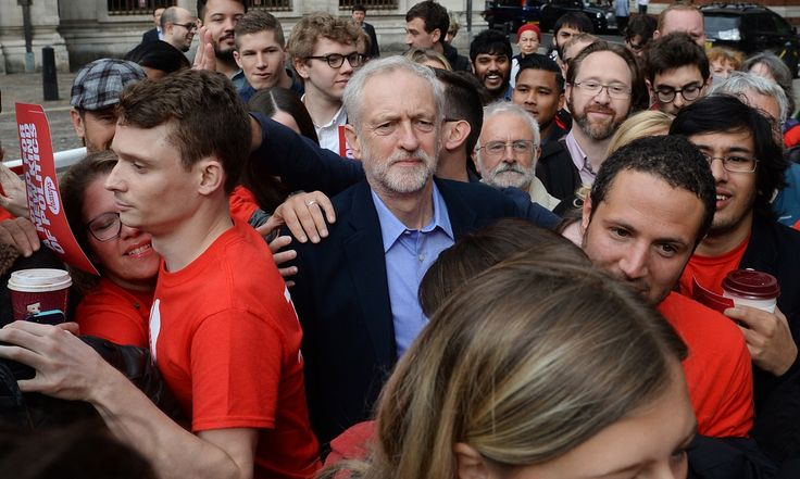 Election of MP and anti-war campaigner means party now has one of the most leftwing, anti-establishment leaders in its history