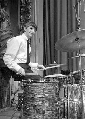 Ringo Starr at the Playhouse Theatre, London: May 21, 1963