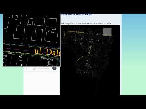 How to View CAD, DWG, DXF file in Google Chrome