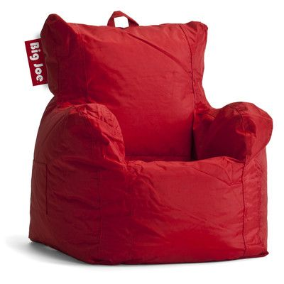Big Joe Cuddle Children's Bean Bag Chair Fabric: Flaming Red - http://delanico.com/bean-bag-chairs/big-joe-cuddle-childrens-bean-bag-chair-fabric-flaming-red-523000478/