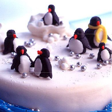 34 best christmas cake recipes images on pinterest christmas cakes bring the antarctic to your christmas dinner table this year with our luxury christmas cake decorations forumfinder Images