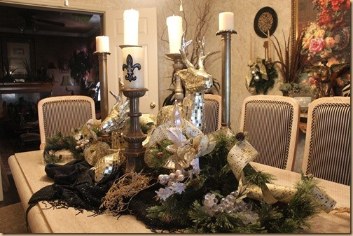 17 Best Ideas About Christmas Dining Rooms On Pinterest: 42 Best Images About Christmas Formal Dining Rooms On