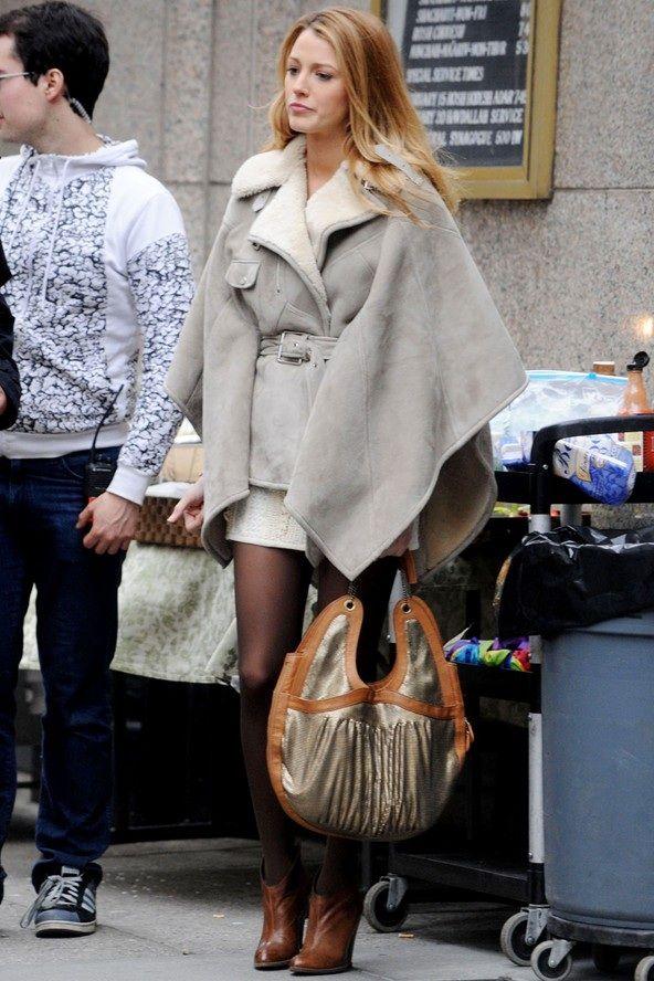 Gossip girl fashion - Serena van der woodsen