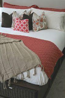 Master Bedroom Update- bedding