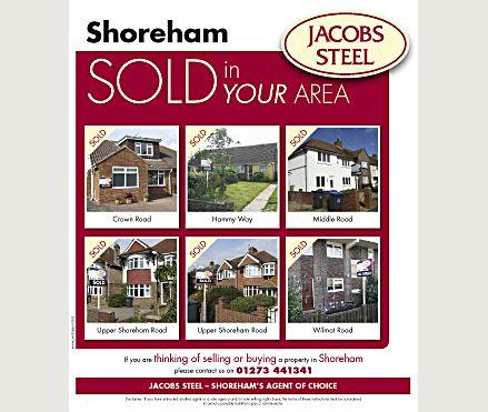 real estate just sold flyer templates - 1000 images about estate agents leaflets on pinterest