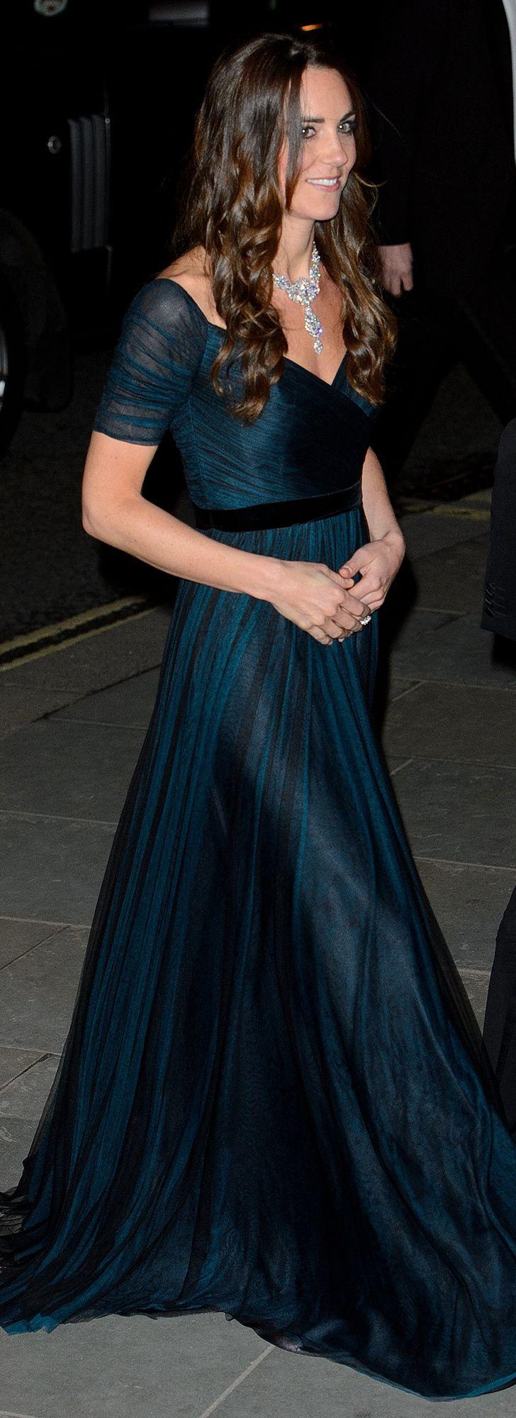 Kate Middleton's Jenny Packham gown