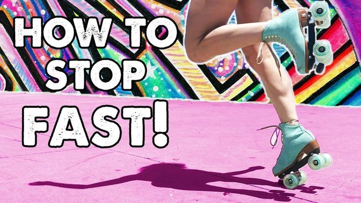 How To Stop Fast On Roller Skates With Estro Jen Planet Roller Skate Roller Derby Skates Roller Skating Best Roller Skates We have a large selection of roller skates for kids. how to stop fast on roller skates with