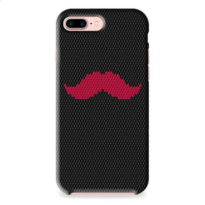 Cool Mustache iPhone 7 3D Case Dewantary