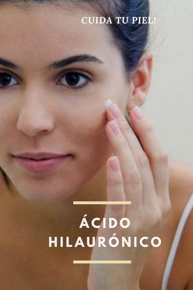 Cuida tu piel con este acido Hilauronico 100% Natural