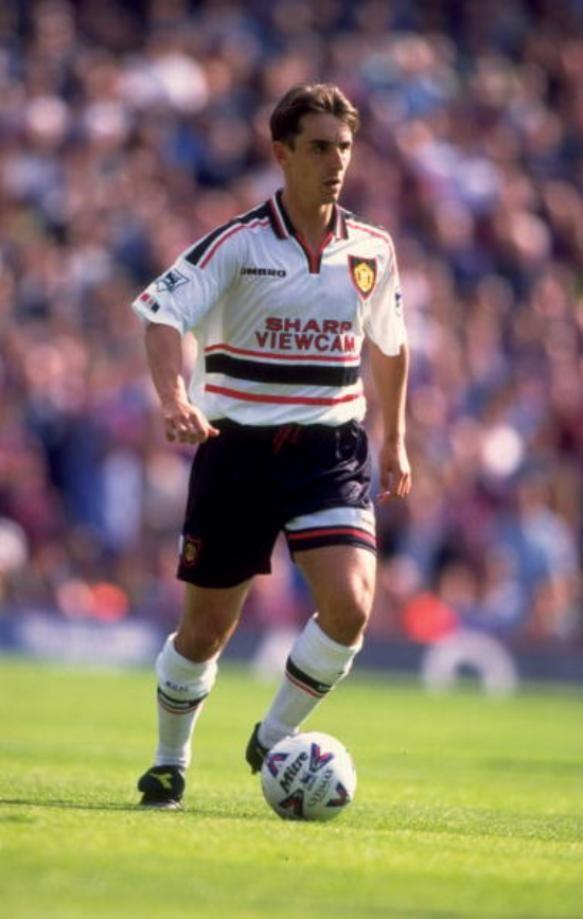 Gary Neville, Manchester United