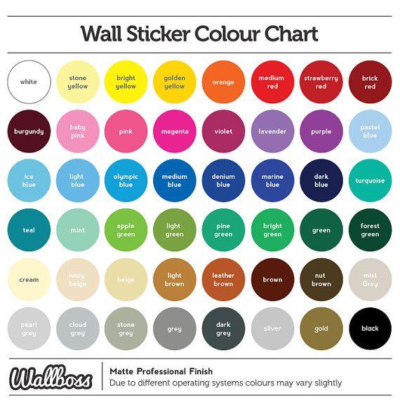 GROßE Welt Karte Wall Decal Aufkleber 7 x 347 ft Wall von Wallboss