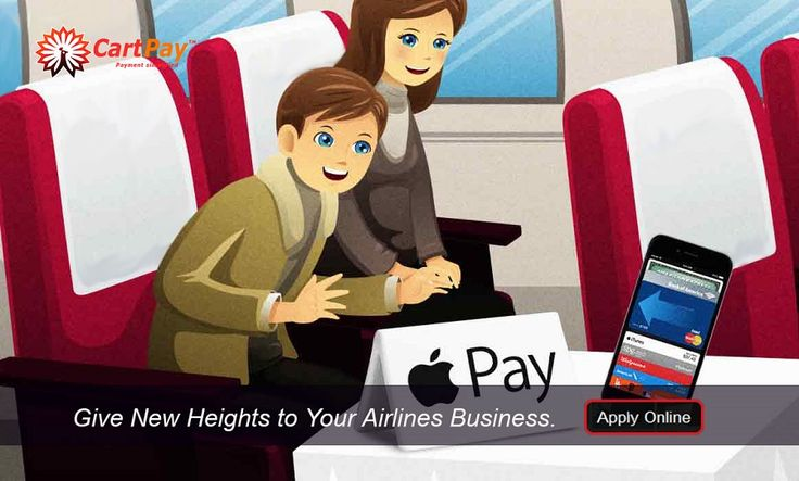 Cart Pay: Mobile payments for Airlines Industry.