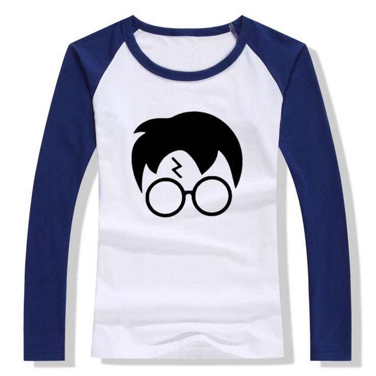 Harry Potter Long Sleeve T-Shirt  //Price: $19.49 & FREE Shipping //     #peterpettigrew #nevillelongbottom #prongs #jewelry #snitch
