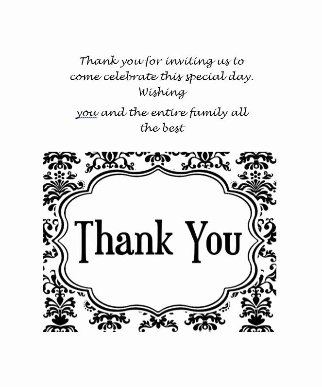 Photo Thank You Card Template Lovely 30 Free Printable Thank You Card Templates Wedd Thank You Card Template Printable Thank You Cards Business Thank You Cards