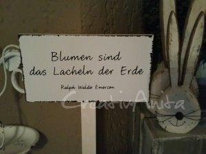 Awesome Schild Tafel Gartenstecker Spruchschild Spr che GartenDiy