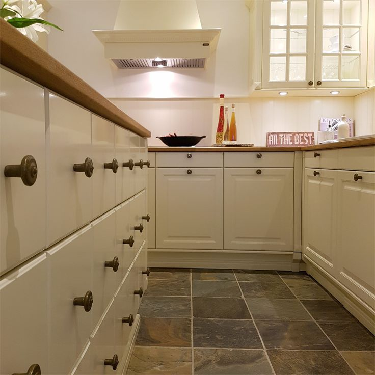 Kitchendesign, Antique Lifestyle, from our showroom in Soenderborg, Denmark