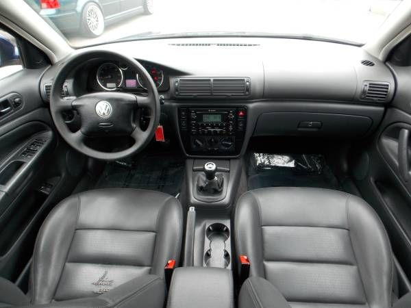 """2004 VOLKSWAGEN PASSAT 1.8T GLS 4MOTION VARIANT   German Cars For Sale Blog - """""""