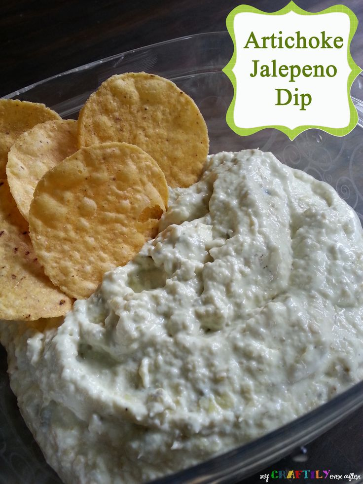 to die for artichoke jalepeno dip