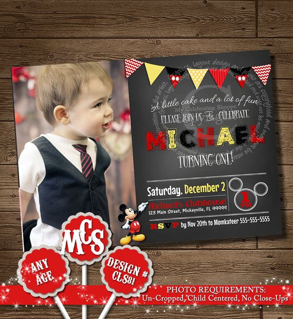 Hey, I found this really awesome Etsy listing at http://www.etsy.com/listing/127658337/huge-selection-mickey-mouse-invitation