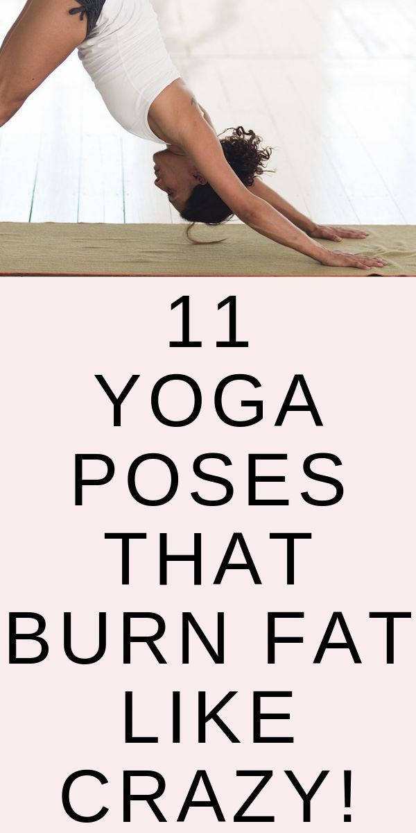 Yoga For Weight Loss : 11 Poses That Destroy Fat