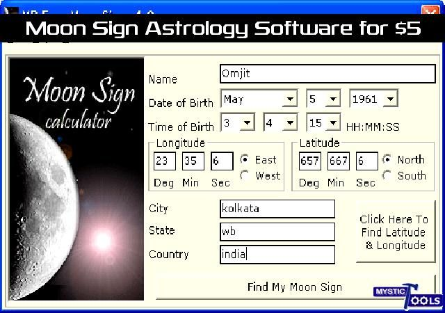 Novice Free Astrology Software Download