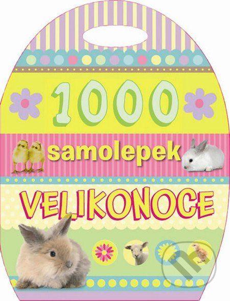 Martinus.cz > Knihy: 1000 samolepek Velikonoce Knížky/audio/DVD/CD o Velikonocích #kniha #děti #mládež #nejmenší #Velikonoce #jaro #DVD #CD #audio #tip3dmamablog