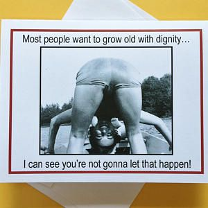 Funny Birthday Card, Funny Vintage Photo Card, Quirky Birthday Card for Friend, Funny Greeting Card, Humorous Birthday Card For Friend