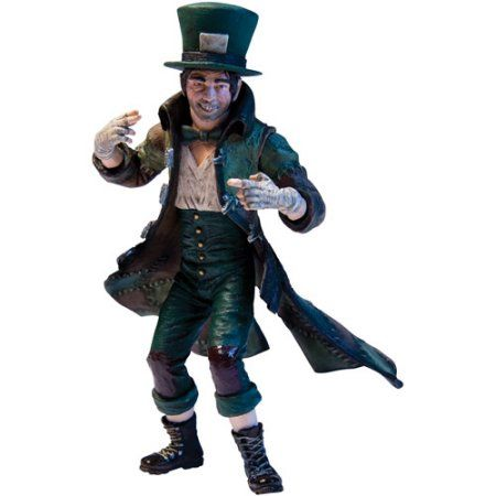 Batman Arkham City: Series 2 Mad Hatter Action Figure, Multicolor