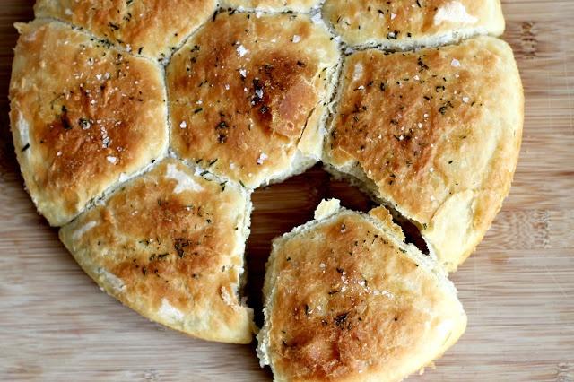 Milk and Honey: Buttered Rosemary Rolls | Dough! | Pinterest