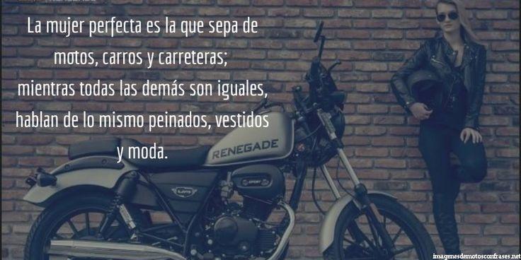 Imágenes de mujeres motociclistas