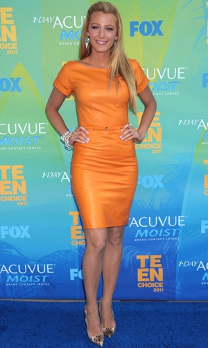 Blake Lively - Teen Choice Awards 2011
