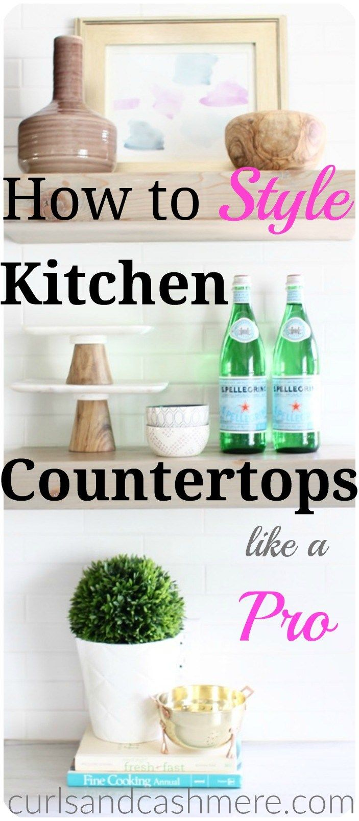 Kitchen Counter Organization Ideas best 20+ kitchen countertop decor ideas on pinterest | countertop