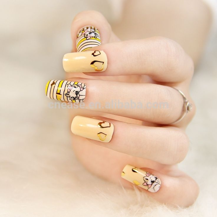 37 best Korean Inspired Nails / 한국어 영감을 손톱 images on ...