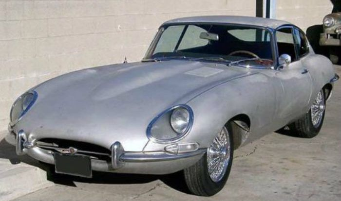 Rust Free & Ready? 1966 Jaguar E-Type - http://barnfinds.com/rust-free-ready-1966-jaguar-e-type/