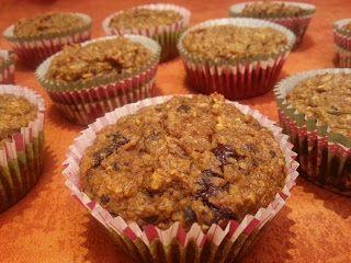 Tatlı Farklı Mutlu Tarifler :): Balkabaklı Sağlıklı Muffin Tarifi