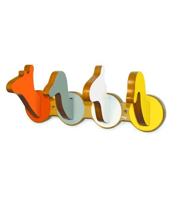 99 best kidsroom coat racks kinderkamer kapstokjes images on pinterest - Kinderkamer taupe ...