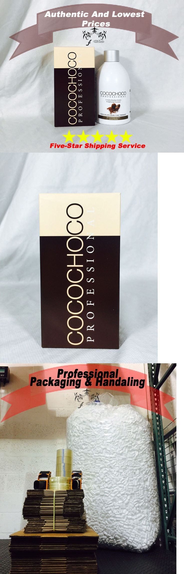 Relaxers and Straightening Prod: Cocochoco Original Brazilian Keratin Hair Treatment 8.4Oz 250Ml -> BUY IT NOW ONLY: $35.95 on eBay!
