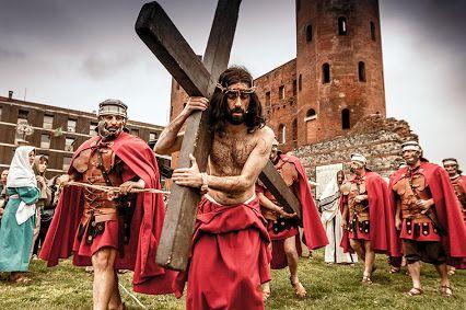 La Passione di Cristo, da Sordevolo, in scena a Torino - Realy Easy Star Photography