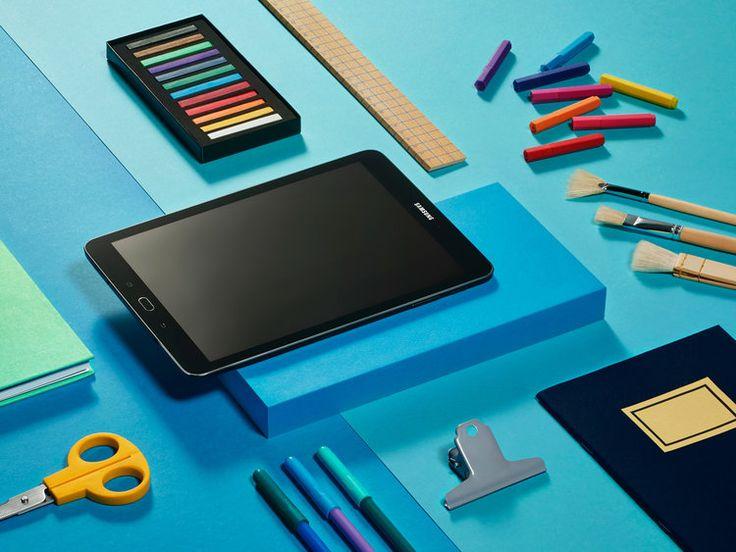 Samsung Galaxy Tab S2, Tablet Still Life, Technology