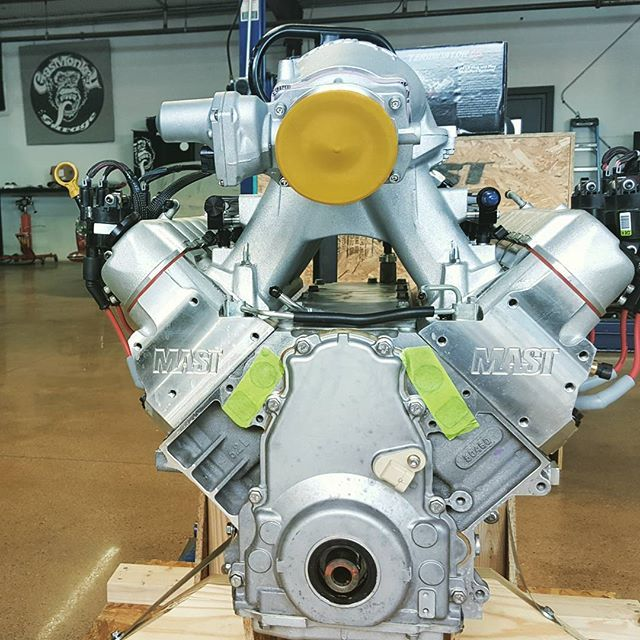Ls2 Supercharger: 17 Best Images About Engines On Pinterest