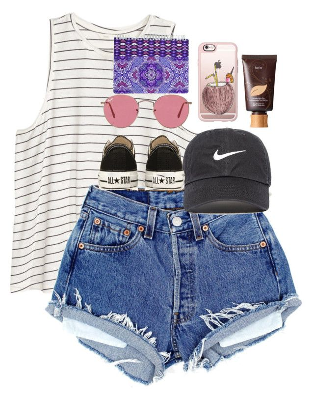 Camp is in 6days!! by theperksofbeinghope on Polyvore featuring Converse…